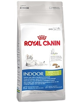 Royal Canin Indoor Appetite Control / Индор